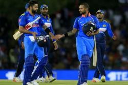 India Vs Sri Lanka 2nd T20i India Sri Lanka Look For Advantage At Indore