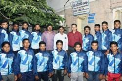Karnataka Announces Team For National Level U 17 Cricket Tourney