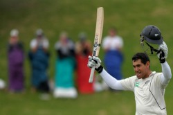 Tear Ross Taylor Pays Tribute To Nz Great Martin Crowe After Making History