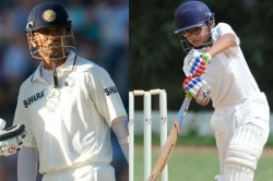 Rahul Dravid Son Samit Dravid Makes It To Karnataka Under 14 Team