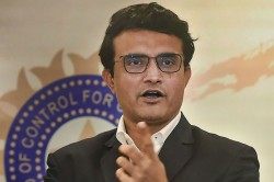 New Selection Committee Will Pick Side For South Africa Series Sourav Ganguly