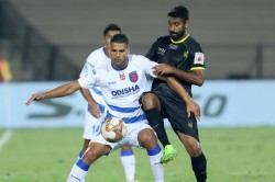 Isl Odisha Press Top Four Case With Fourth Consecutive Win