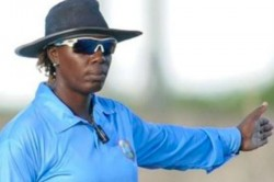 Jacqueline Williams Set To Become 1st Woman 3rd Umpire In Mens Internationals