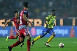 Late Kerala Shocker Hands Jamshedpur Welcome Win
