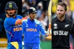 Virat Kohli Kane Williamson In Race To Surpass Ms Dhoni S Mark In Illustrious T20 List