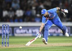 Nz Vs Ind 2020 Virat Kohli Creates Another Record