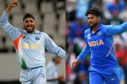 India Vs Australia Kuldeep Yadav Breaks Harbhajan Singh S Record