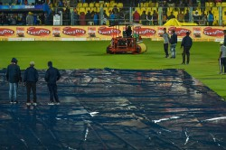 India Vs Sri Lanka Match Cancelled Due To Wet Pitch