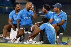 Vvs Laxman Excludes Ms Dhoni Shikhar Dhawan From His India Squad For 2020 World T