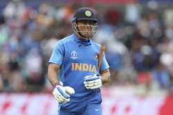 Ms Dhoni Was Informed Of Contract List Exclusion Says Bcci Official