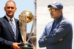 Dhoni May End His Odi Career Soon Says Ravi Shastri