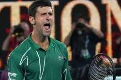 Djokovic Beats Federer Reaches Australian Open Final