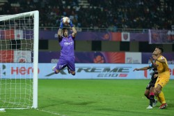 Isl Odisha Stay Close To Top Four With Chennaiyin Win