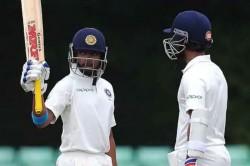 Ranji Trophy Ajinkya Rahane Prithvi Shaw To Play Against Karnataka