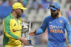 Poor Rajkot Record A Concern For India Ahead Of 2nd Odi