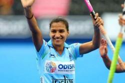 Rani Rampal Wins World Games Athlete Of The Year Award