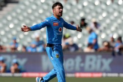 Rashid Khan Sets Bbl On Fire By Taking Yet Another T20 Hat Trick