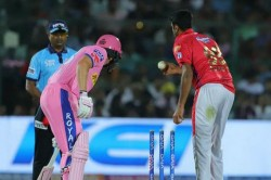 Rajasthan Royals Take A Cheeky Dig At R Ashwin Regarding Mankad