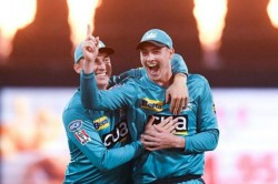 Relay Catch In Big Bash League Raises Questions On Laws Of Cricket