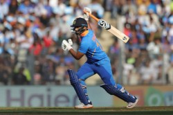 India Vs Australia Concussed Rishabh Pant Ruled Out Of 2nd Odi
