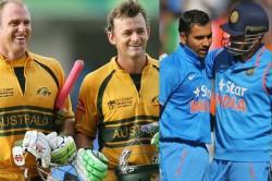 Rohit Sharma Virat Kohli Surpass Matthew Hayden Adam Gilchrist Record