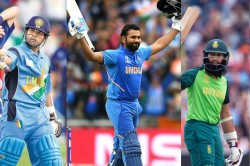 Rohit Sharma Fastest To Reach 7000 Odi Runs As Opener