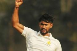 Ranji Trophy More Mithun Star In Karnataka S Victory