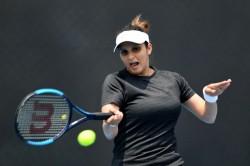 Sania Makes Winning Return To Wta Circuit Enters Women S Doubles Qf