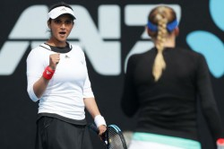 Sania Mirza Wins Doubles Title In Hobart To Script Dream Return