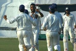 Ranji Trophy Ahmed Takes A Hat Trick As Bengal Rout Hyderab
