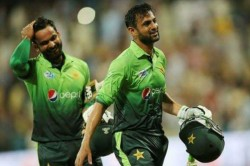 Pakistan Recall Hafeez Malik For Bangladesh T20is
