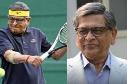 Smritivahini Revealed Sm Krishna And His Love About Tennis