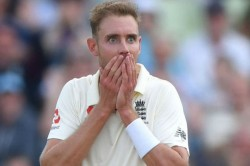 Stuart Broad Fined After Audible Obscenity In South Africa Test