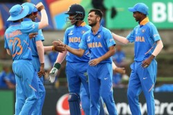 Under 19 World Cup Dominant India Bundle Out Japan For