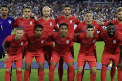 Us Football Team Cancels Qatar Training Camp Amid Unrest In Middle East