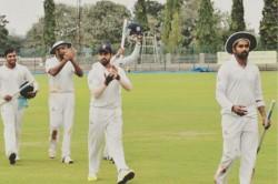 Ranji Trophy Vinay Kumar Shines Against Arunachal Pradesh