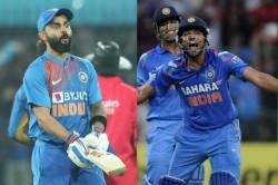 Virat Kohli Surpasses Rohit Sharma In Elite List Of T20i Run Scorers