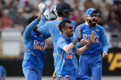 India Vs New Zealand 3rd Odi Match At Bay Oval Stadium