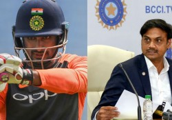 Msk Prasad Opens Up On Ambati Rayudu S Exclusion From World Cup