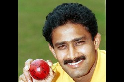 Ace Spinner Anil Kumble Recalling The Incident Where He Bowled With Bandage