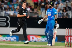 Virat Kohli Loses His Wicket For Record 9th Time Against Tim Southee