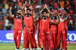 Royal Challengers Bangalore Reveal Home And Away Fixtures For Ipl