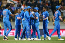 New Zealand Vs India Team India Fined For Slow Over Rate