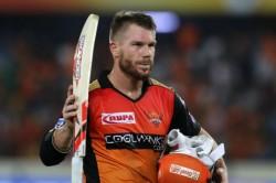 David Warner Replaces Kane Williamson As Sunrisers Hyderabad Captain