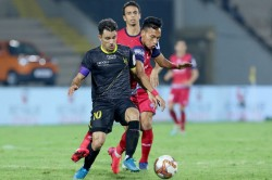 Isl 2020 Late Jamshedpur Goal Denies Hyderabad Winning End To Home Season