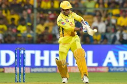 Ms Dhoni To Start Training In Chennai From March