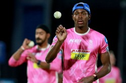 Jofra Archer Ruled Of Ipl 2020 Due To Right Elbow Stress Fracture