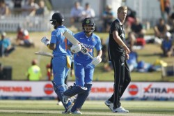 New Zealand Vs India Manish Pandey And Kl Rahul Speaks In Kannada