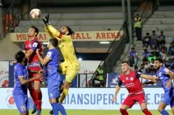 Isl Mumbai Pick Up Vital Injury Time Win