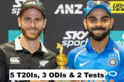 India Vs Newzealand 2nd Odi Due Lack Of Fit Players Fielding Coach Fields